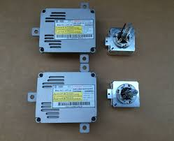 2x new oem 10 12 audi a1 xenon ballast u0026 hid d3s bulb kit
