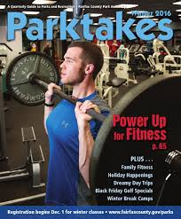 winter parktakes 2016 by fairfax county park authority issuu
