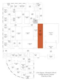 classroom floor plan examples event and facilities management edward j bloustein of