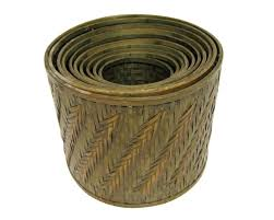 Wicker Vases Bamboo Vases Wholesale Los Angeles Fashion Wholesaler