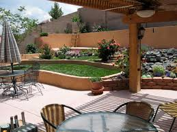 Nice Backyard Ideas by 24 Beautiful Backyard Designs Southwest U2013 Izvipi Com