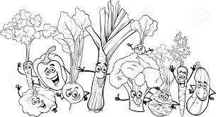 83 coloring pages vegetables 221 best fruits vegetables