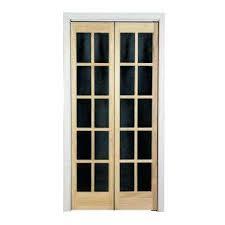 Wooden Bifold Doors Interior Folding Doors Interior Classic Glass Wood Interior Bi Fold