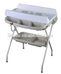 Folding Baby Change Table Baby Changing Table With Bath Tub Baby Changing Table With Bath