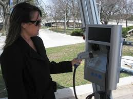 Board Of Water And Light New Solar Powered Electric Charging Stations Come To Lansing Wkar