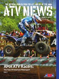 ama atv motocross atv news march 2015 by american motorcyclist association issuu