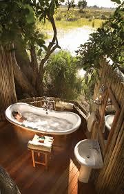 outdoor bathrooms ideas bathroom superb tropical bath ideas 35 inviting tropical bathroom