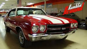 Chevelle Ss Price 1970 Chevrolet Chevelle Ss 454 Ls5 Factory A C Numbers Matching