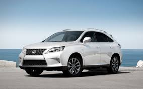 lexus rx 350 review motor trend thread of the day lexus rx 350 f sport should every vehicle get