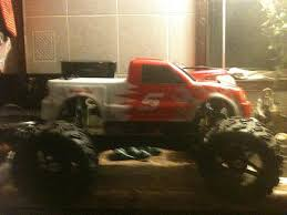 nitro rc monster truck for sale for sale huge 1 6 nitro snap on rc truck kawasaki zx 10r net