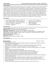 Security Engineer Resume Network Engineer Resume
