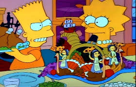 26 days of thanksgiving episodes bart vs thanksgiving the