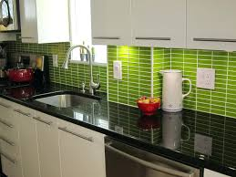 green kitchen backsplash tile lime green kitchen backsplash kitchen backsplash