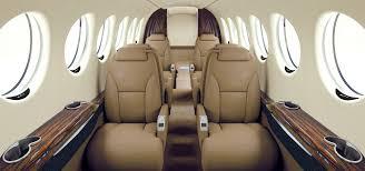 Interior Air King Air 350i