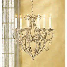 Candle Holder Chandeliers Candle Chandelier Ebay