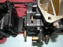 gpr xlt carb upgrade accelerator pump removal