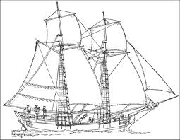 Building Plans Images Pirate Ship Boat Design Net