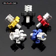 5 colors for honda cbr125r cbr150r cbr250r cbr300r motorcycle cnc