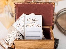 wedding wishes box wedding tokens of messages wishes and signed mementos cricut