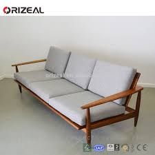 Wooden Frame Couch China Modern Wooden Sofa Design China Modern Wooden Sofa Design