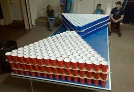 build a beer pong table cool beer pong table designs light up confederate flag