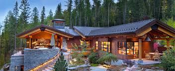custom house builder home custom home builder whitefish montana flathead valley