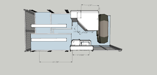 Gmc Motorhome Floor Plans by 1996 Gmc Motorhome Motor Home Class B Rental In Charleston Sc