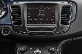 2015 Chrysler 200s Interior 2015 Chrysler 200 Price Photos Reviews U0026 Features