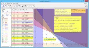 Linear Programming Word Problems Worksheet 91574 3 2 Apply Linear Programming Methods In Solving Problems