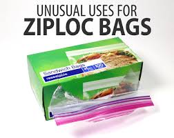 uses ziploc bags 10 steps with pictures
