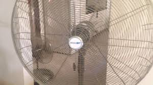 30 Oscillating Pedestal Fan Performance Video 30