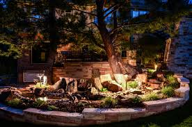 Landscape Lighting Pics by Denver Outdoor Lighting Landscape Connection