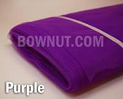 purple tulle purple 54 x40y tulle bolt wedding decoration bridal
