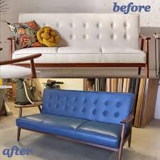 Leather Studio Sofa Blue Leather Dye Blue Vinyl Paint Reviews And Pictures