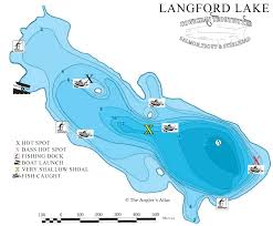 Lake Victoria Map Troutfitter Cowichan Troutfitter
