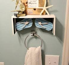 Nautical Bathroom Ideas Cozy Coastal Bathroom Decor Home Design Ideas Moltqacom Beach Med