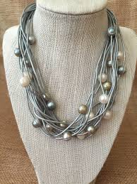long silver pearl necklace images Tgn pearl necklaces tgn pearls jpg