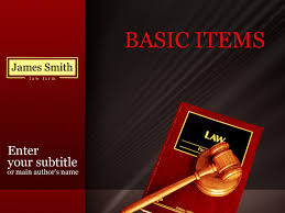 law firm powerpoint template 26728