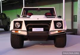 lamborghini jeep lm002 lamborghini urus u2013 sant u0027agata u0027s 650 ps 850 nm suv image 746976