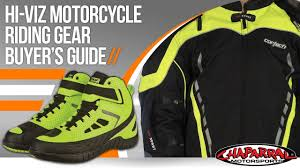 motorcycle riding gear hi viz motorcycle riding gear buyer u0027s guide youtube