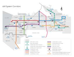 Los Angeles Metrolink Map by Inland Empire Transit Talking Points January 2014