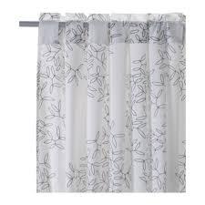 98 Drapes Ikea Curtains Leaf Pattern Decorate The House With Beautiful
