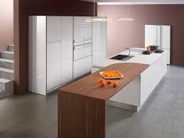 cuisines arthur bonnet catalogue contemporary kitchen laminate island lacquered rive gauche