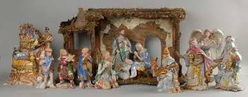 fitz floyd nativity set fitz and floyd