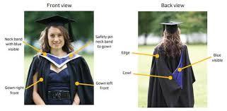 graduation toga academic dress regalia