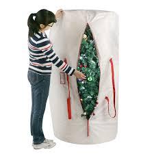 tree storage bag target with