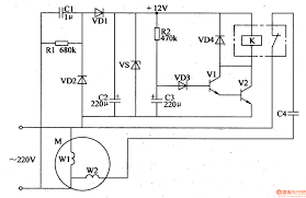 circuit diagram of motor wiring diagram components
