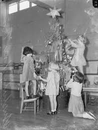 White Christmas Decorations Australia by Christmas In Melbourne 1942 Id Number 136997 Maker Hera U2026 Flickr