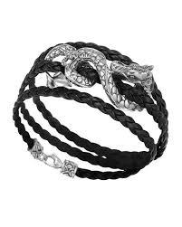 dragon wrap bracelet images John hardy naga dragon triple leather wrap bracelet small jpg