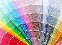 paint color designing the mood of a room